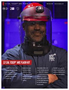 12 Cal TCG™ Arc Flash Kit