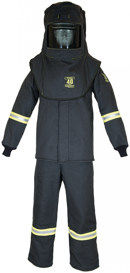 UPDATED ARC FLASH SUITS