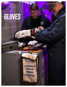 Arc Flash Electrical Gloves