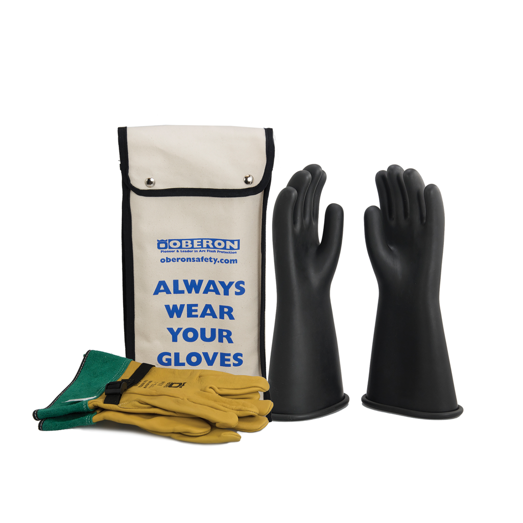 Class 1 Rubber Electrical Glove Kits
