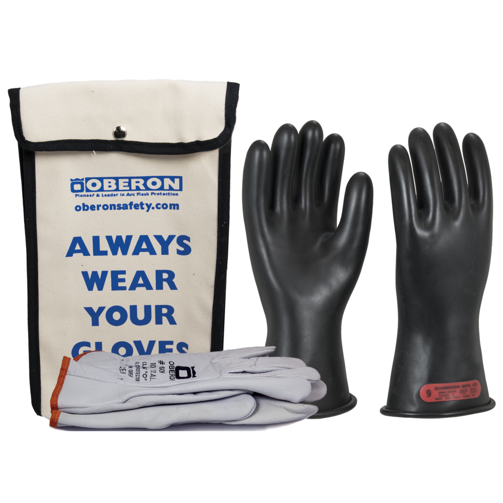 Class 0 Rubber Electrical Glove Kits