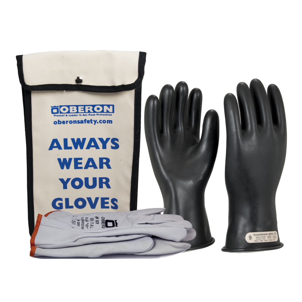 Class 00 Rubber Electrical Glove Kits