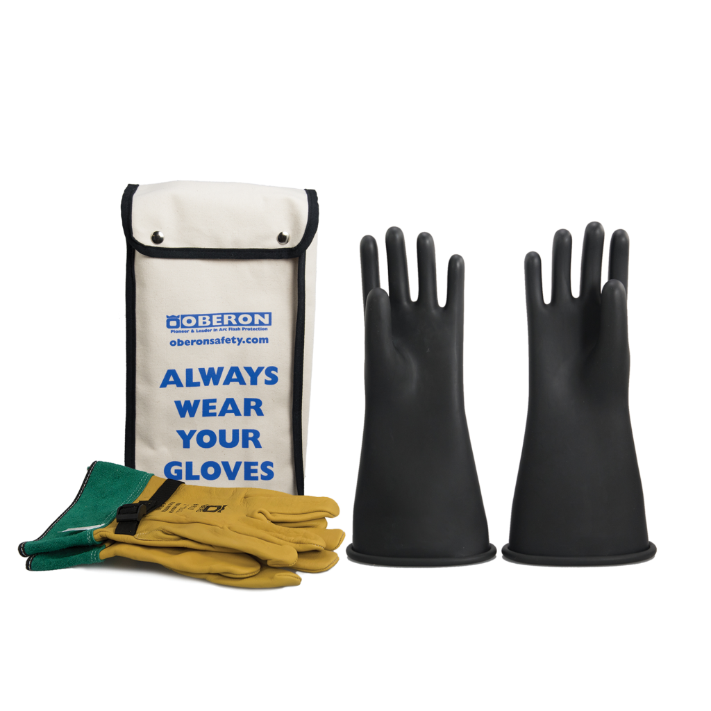 Class 2 Rubber Electrical Glove Kits