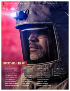TCG100 Arc Flash Kit