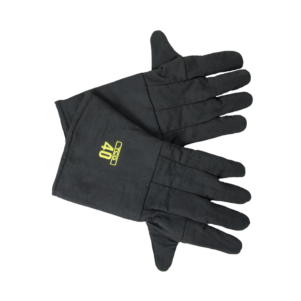 40 Cal TCG™ Arc Flash Gloves can be used to protect your hands when risk of an arc flash is present. They are the perfect solution when doing thermography.