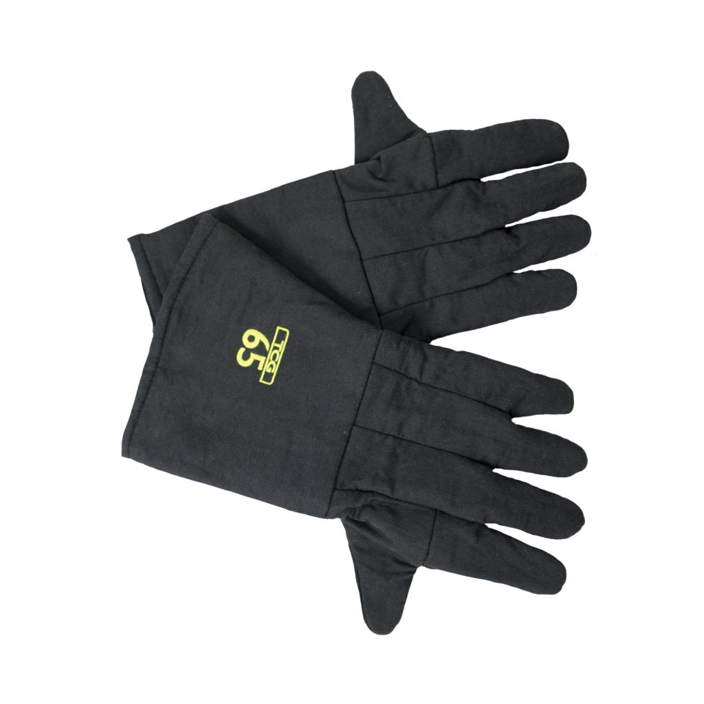 65 Cal Arc Flash Gloves used for Thermography