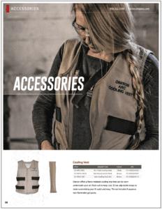 Arc Flash Accessories