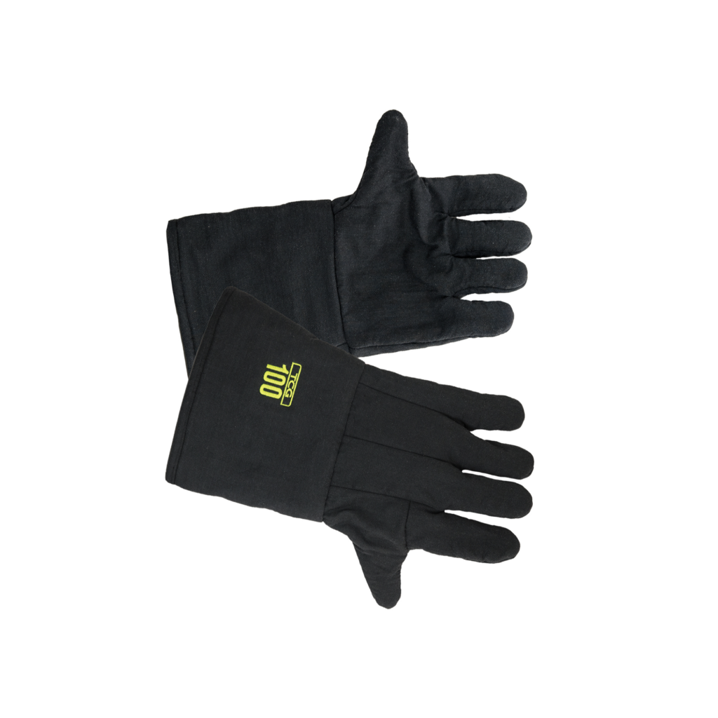 65 Cal TCG™ Arc Flash Gloves can be used to protect your hands when risk of an arc flash is present. They are the perfect solution when doing thermography.