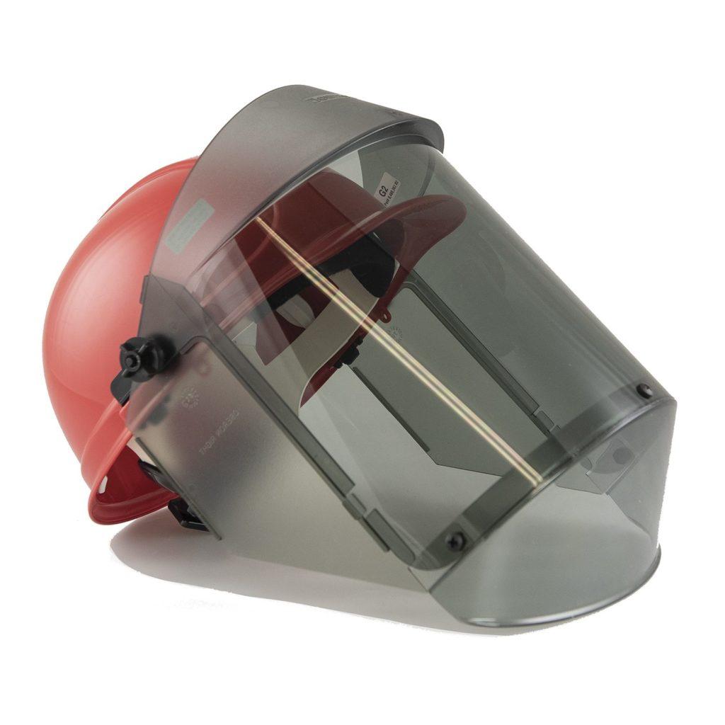 30 Cal TCG™ Arc Flash Face Shields and Hard Caps