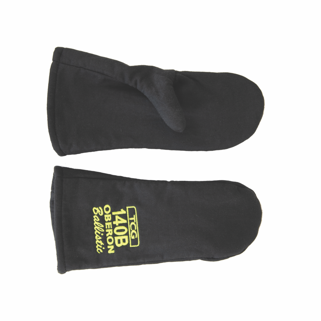 140 Cal TCG™ Arc Flash Mittens can be used to protect your hands when risk of an arc flash is present. They are the perfect solution when doing thermography.