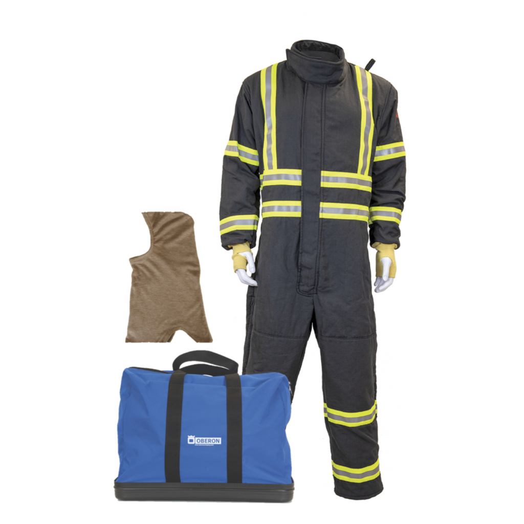 8 Second GES8+™ Gas Extraction Suit Kit with Escape Strap