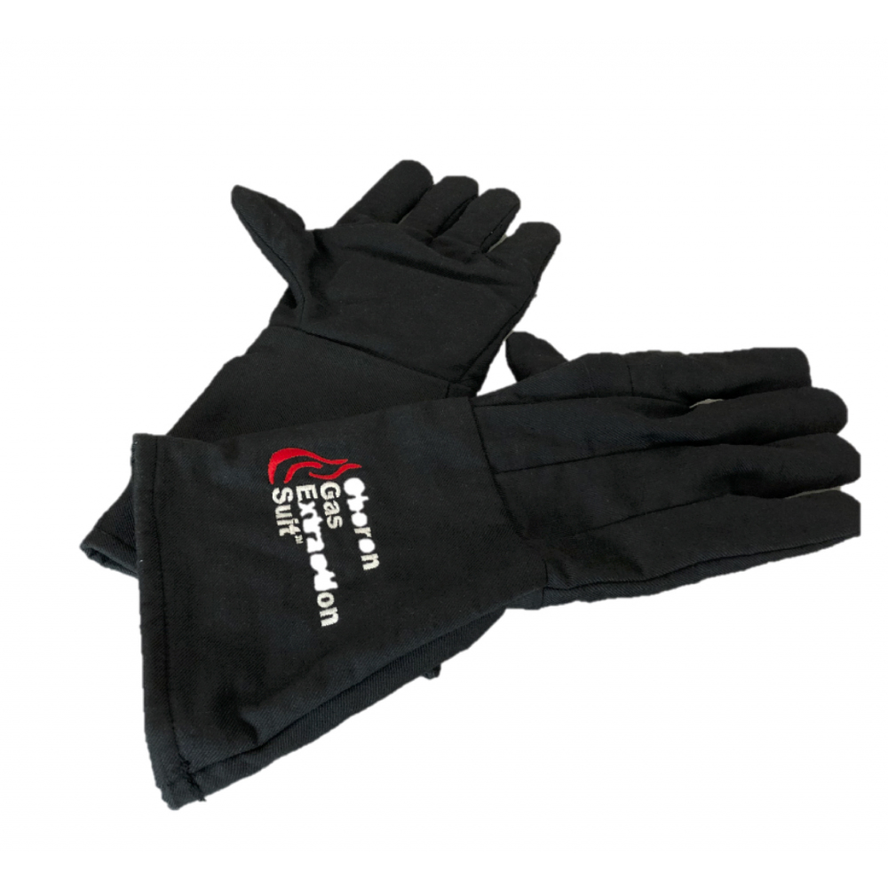 gas extraction gloves photo