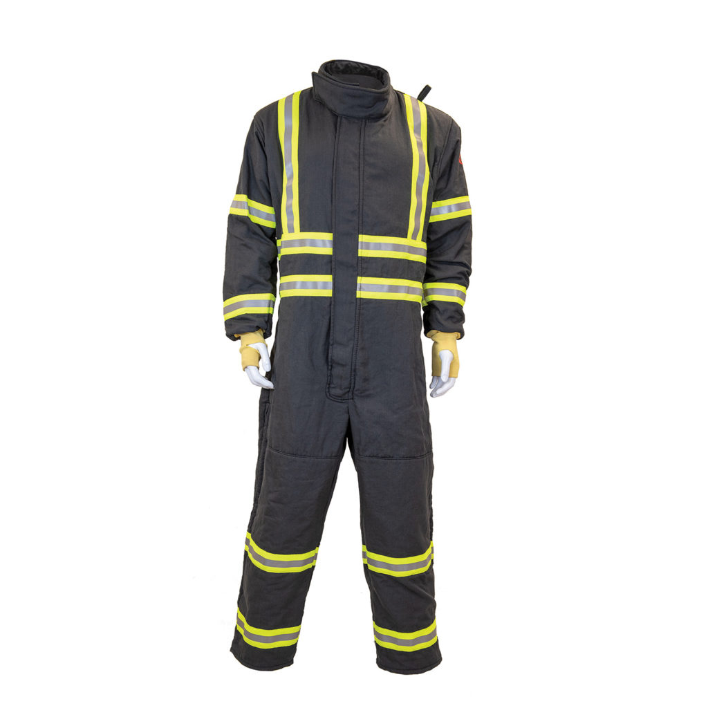 gas extraction safety coverall front oberon 1