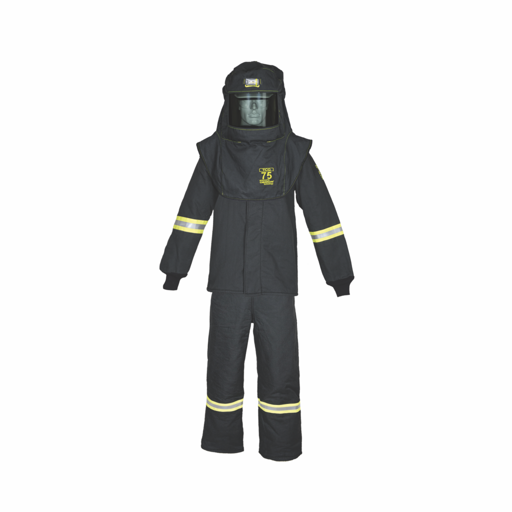 TCG75 Series Suit with HVSL