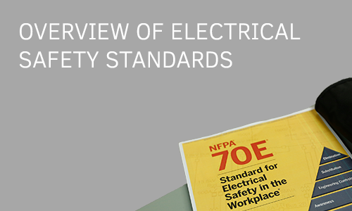 Overview Standards 1
