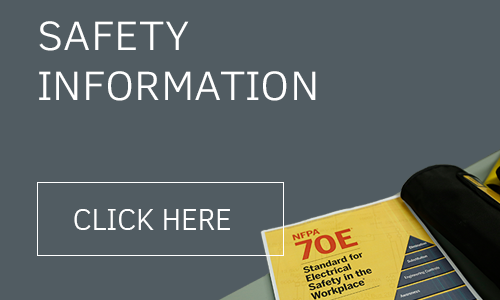 SafetyInformation Main page smaller