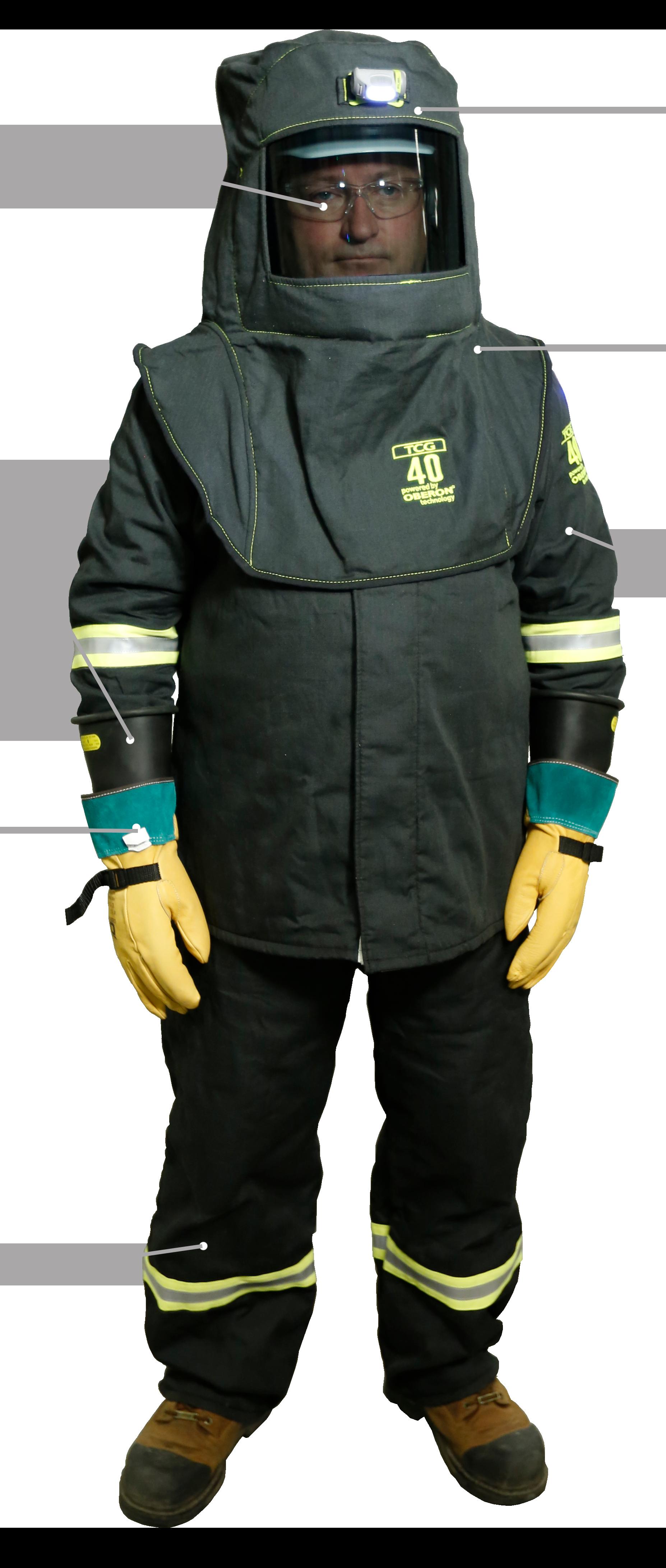 arc suit standards