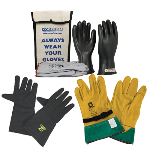 Arc Flash and Electrical Gloves